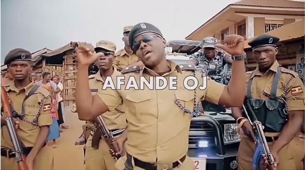 police-ouganda