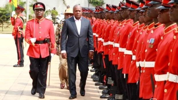 Armée Ghana