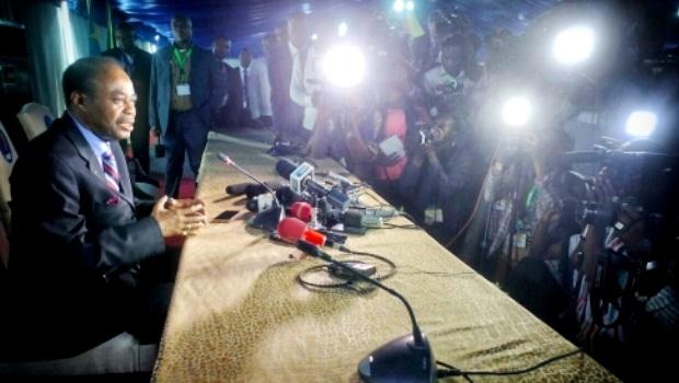 RD Congo: Edem Kodjo appelle au respect de l'Accord politique