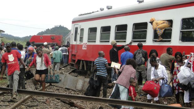 Drame ferroviaire au Cameroun: Le train roulait à vive allure selon Bolloré