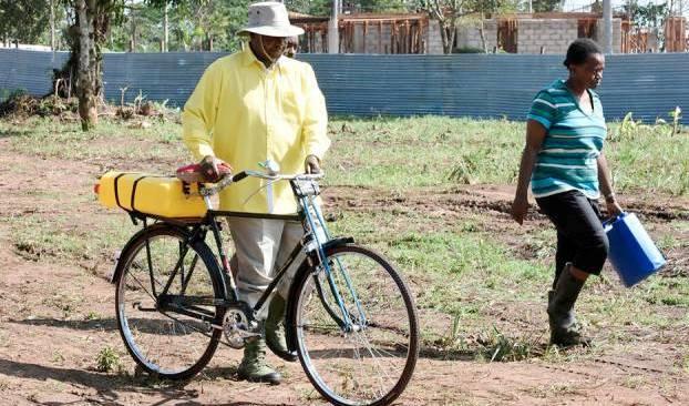 Yoweri Museveni: ce président atypique ! (Photos)