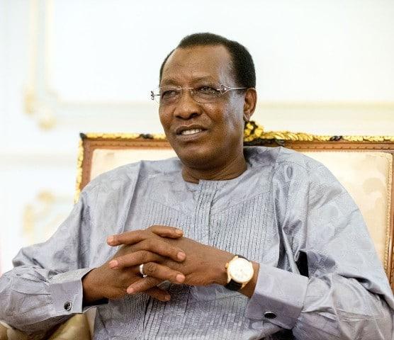 Tchad : Idriss Deby investi candidat à un sixième mandat