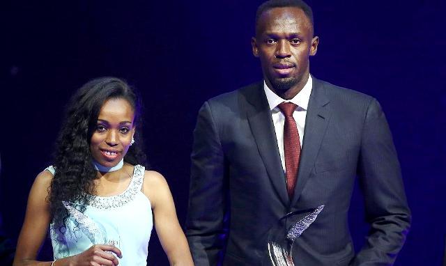 IAAF: Usain Bolt et Almaz Ayana désignés athlètes de l'année