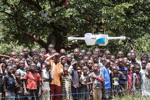 Drone VIH
