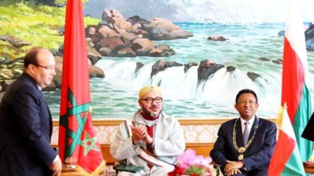 Maroc Madagascar