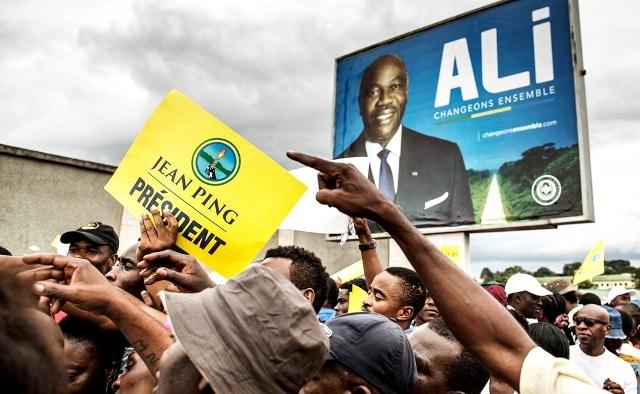 Presidentielle Gabon