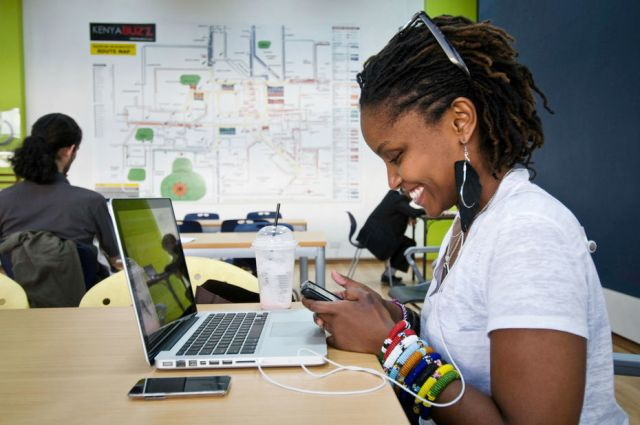 Start-up africaine