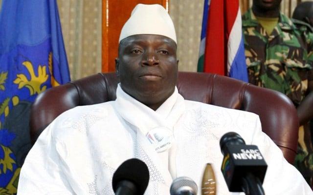 Yahya Jammeh (2)