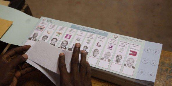 Elections législatives côté d'ivoire