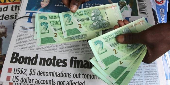 dollar zimbabwéen