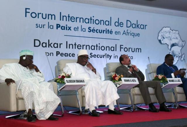 sécurité en Afrique