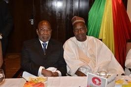 GervaisDjondo-Fondateur-Ecobank-et-Konimba-Sidibe-Ministre-Promotion-Investissements