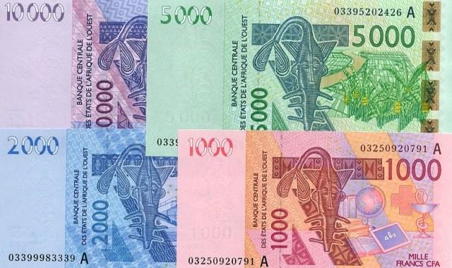 BCEAO: mise en garde contre les rumeurs de faux billets de 10000 et 5000