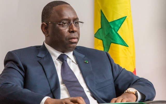 s n gal macky sall promet une lectricit moins ch re en. Black Bedroom Furniture Sets. Home Design Ideas