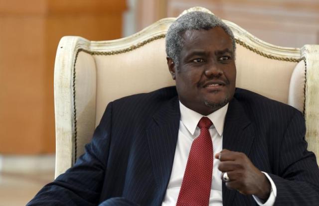Union africaine: Moussa Faki Mahamat élu à la tête de la Commission