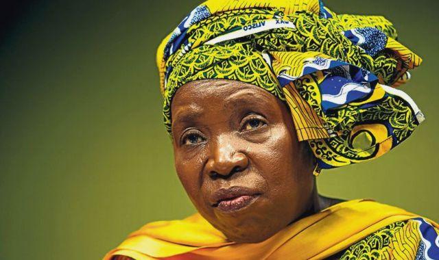 Nkosazana-Zuma