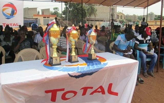 Tournoi Total Togo