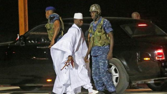 Y. Jammeh