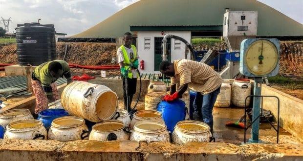Ghana: une centrale de biomasse transforme des déchets en électricité