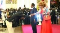 Le défenseur des Lions Indomptables, Adolphe Teikeu vient de remettre au goût du jour les courbettes hilarantes #BidoungChallenge, du ministre camerounais des sports Pierre Ismaël Bidoung Kpwatt. C'était lors d'une […]