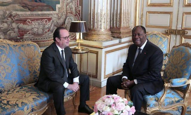 Hollande-Ouattara