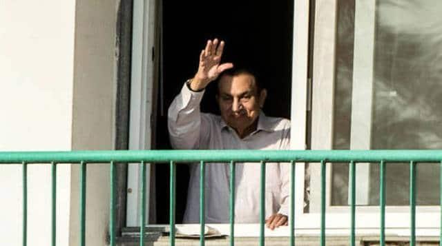 Egypte: bonne nouvelle pour deux fils d'Hosni Moubarak !