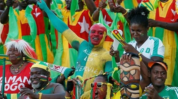Supporter Togo