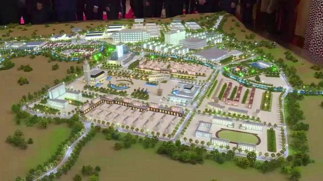 Le Maroc accueillera une «ville industrielle» chinoise