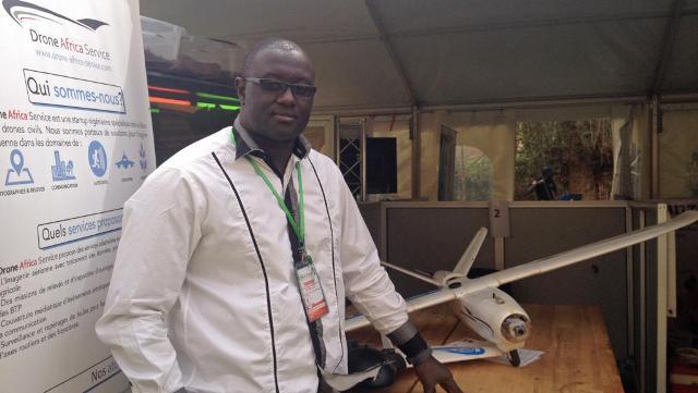 Afrique:Explosion du marché des drones civils en Afrique de l'Ouest