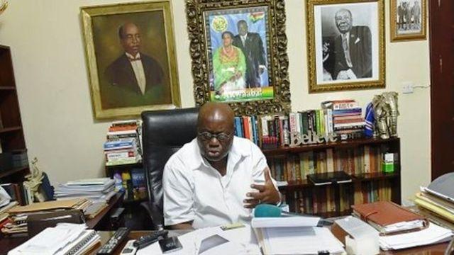 Ghana: un gouvernement de 110 ministres !