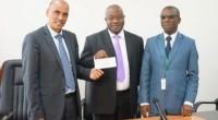 L'opérateur mobile « Moov » Côte d'Ivoire a renouvelé ce jeudi sa licence au Trésor et de la Comptabilité Publique. C'est un chèque un chèque de 23,7 milliards de FCFA […]