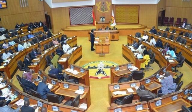parlement ghana