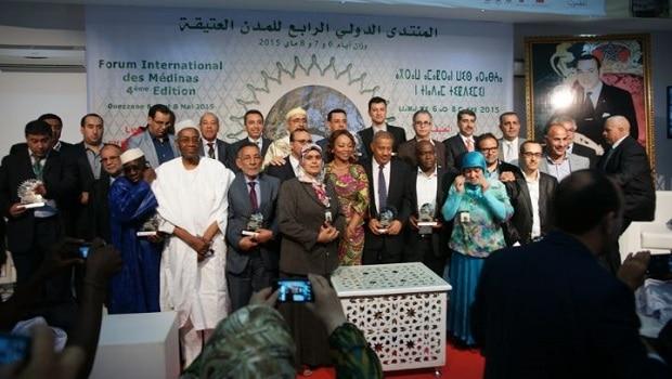 4 e Forum international des Médinas africa top success