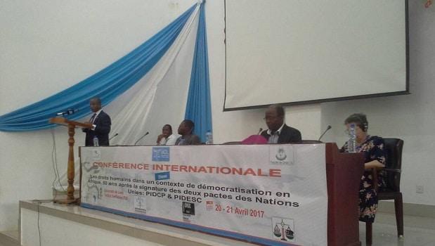 Conférence Internationale sur les droits humains- Lomé-Togo Africa Top Success