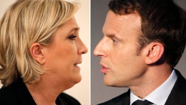 Duel Macron/Le Pen: tous contre Le Pen ?