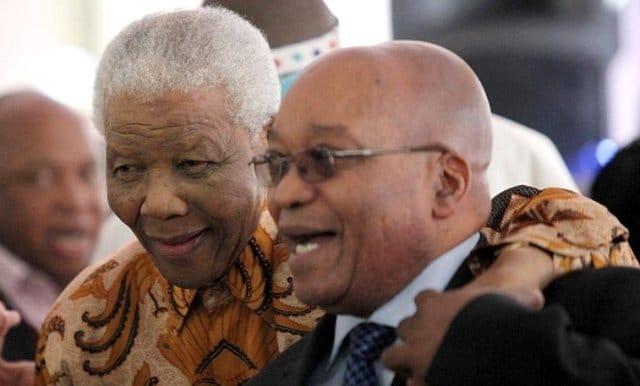 Mandela-Zuma