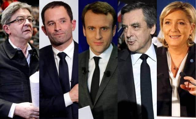 Présidentielle en France: début de la campagne