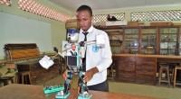Un étudiant en Tanzanie a inventé un robot humain à énergie solaire qui marche, tourne la tête et effectue quelques tâches, rapporte Daily News. Gracious Ephraim du lycée Ilboru […]
