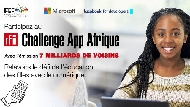 Lancement de la deuxième édition du concours RFI Challenge App Afrique