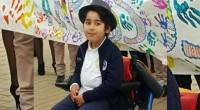 Omar Archane n'a que onze ans. Atteint d'une dystrophie musculaire, une maladie qui affaiblit progressivement ses muscles, ce bonhomme a décidé de ne pas s'appesantir sur son sort. Bien au […]