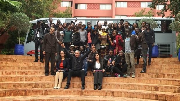 la Caravane Saga Africa du Hub Africa de Casablanca africa top success