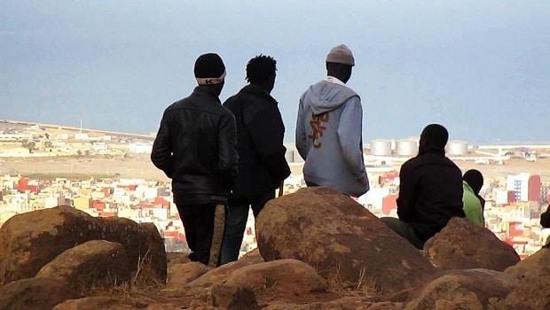 « Les Sauteurs »: quand un migrant filme son quotidien