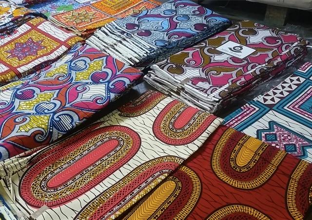 tissu africain senegalais