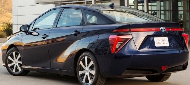 Les véhicules à hydrogène seront plus nombreux d'ici à 2020