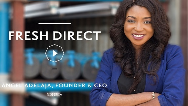 Nigéria: «Angel Adelaja», l'initiatrice de l'agriculture urbaine en Afrique