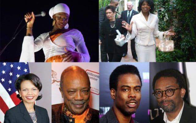 Célébrités américaines