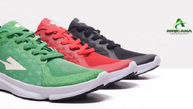 Enda: la première chaussure de sport