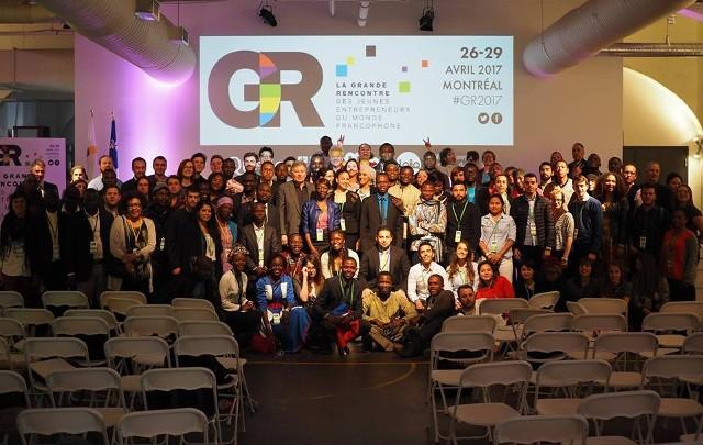 GR2017: les jeunes entrepreneurs francophones sur les pas de l'écosystème québécois
