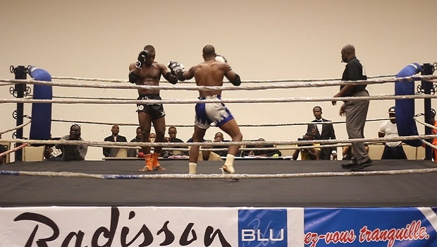 Lomé fight Night