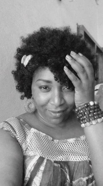 Merveille Akamba, maquilleuse de cinéma
